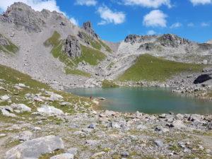Lac ru Presset Beaufortain Refuge PNV