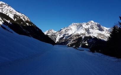plan des pistes pralognan la vanoise ski nordique