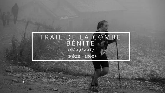 trail combe bénite granier savoie montagne beaufortain
