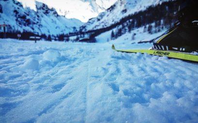 Ski fisher peisey nancroix